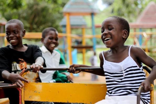 Awamu Kids Smiling Kampala
