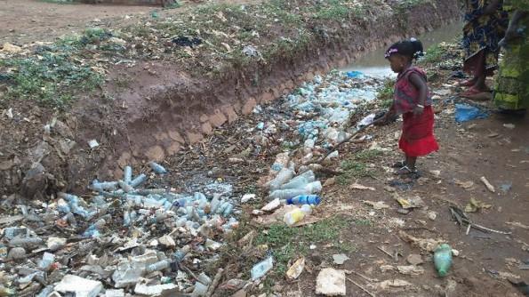rubbish in bwaise kampala